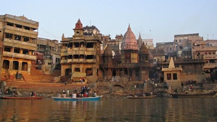 <strong>Varanasi</strong>