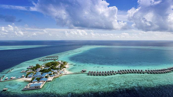 Olhuveli Beach & Resort