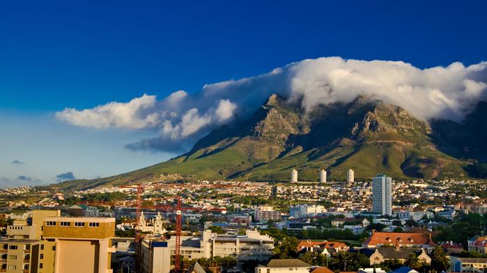 <P>Før eventyret begynner er det tid til å oppdage vakre Cape Town</P>